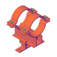 ON130826; (ON130826.1; ON130826.2) Axial roller support
