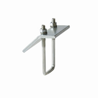 Rail beam clamp