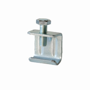 Tightening clamp type C