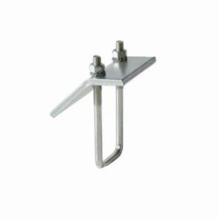 Rail beam clamp