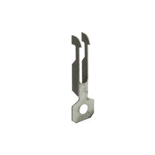 Trapezoidal deck hanger EER
